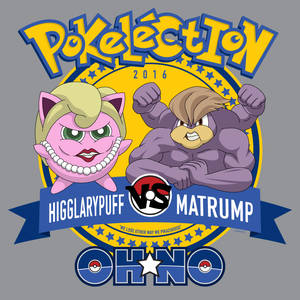 Pokelection Oh No