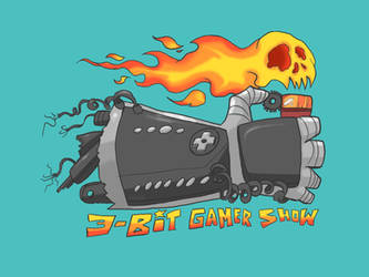 3-Bit Gamer Show Sticker by gavacho13