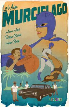 La Mujer Murcielago (1968)