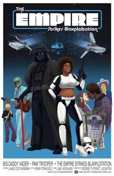 The Empire Strikes Blaxploitation