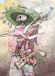 Dia De Los Muertos by gavacho13