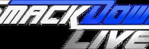 WWE SmackDown Live Logo (2016)