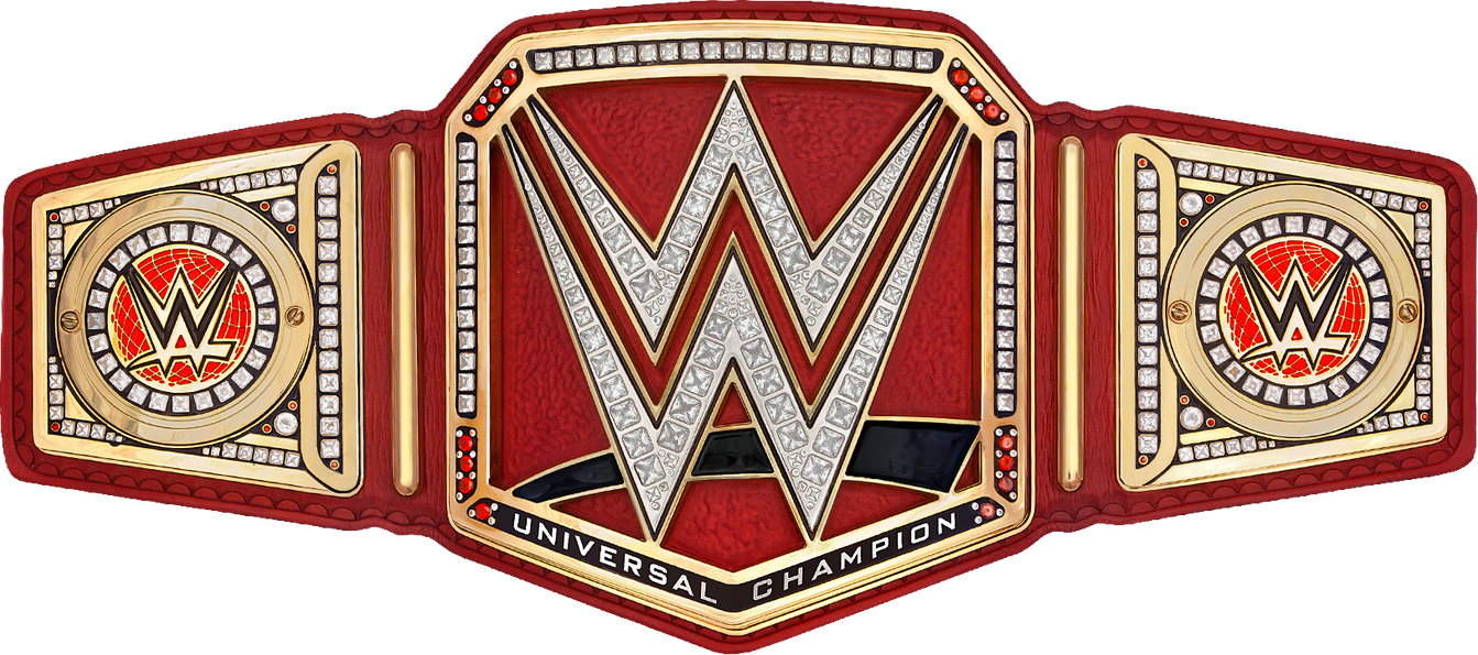 WWE Universal Championship PNG By DarkVoidPictures ...