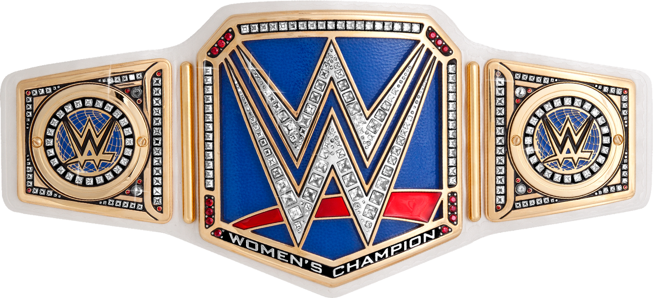WWE Smackdown Womens Championship Belt PNG By DarkVoidPictures ...