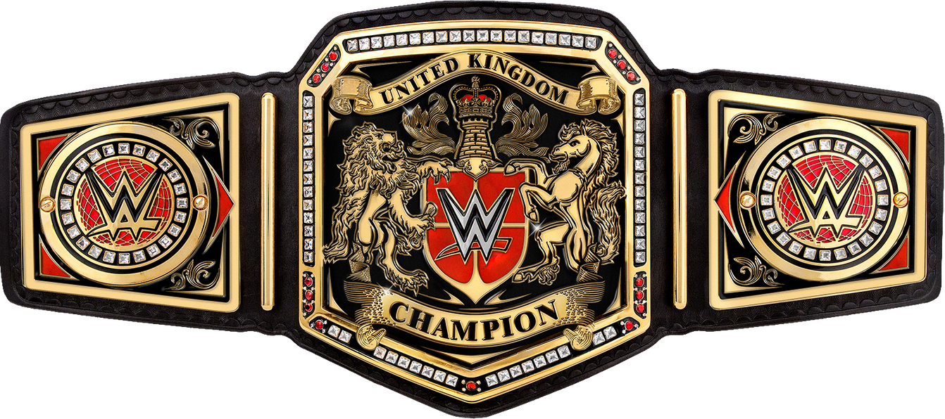 wwe united kingdom championship belt png by darkvoidpictures