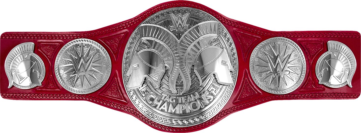 Amazing WWE Raw Tag Team Championship Belt PNG By DarkVoidPictures ...