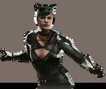 Catwoman Injustice 2 Portrait PNG