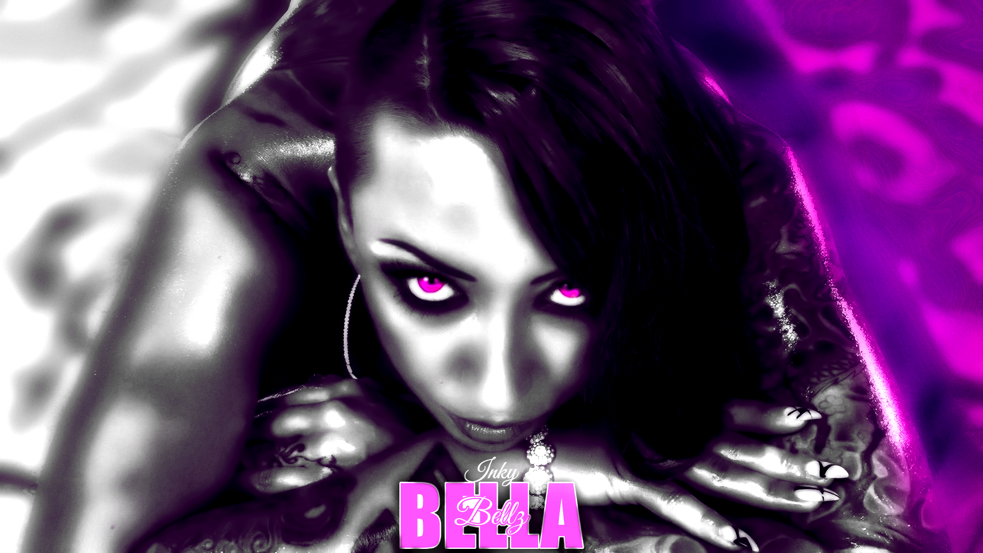 Bella Bellz Wallpaper 2 (1080p) by DarkVoidPictures on