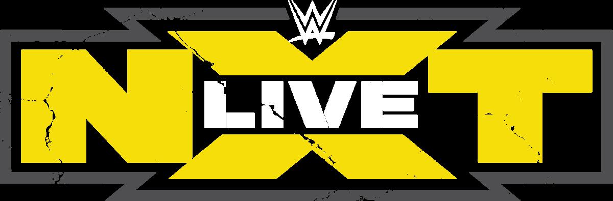 Wwe Nxt Live Logo By Darkvoidpictures On Deviantart