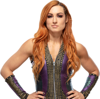 Becky Lynch (2018) Profile PNG by DarkVoidPictures