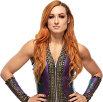 Becky Lynch (2018) Profile PNG