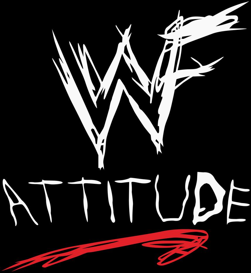 WWF Attitude Logo by DarkVoidPictures on DeviantArt