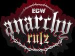 ECW Anarchy Rulz (Modernized) Logo