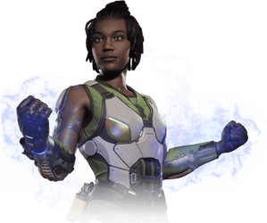 Jacqui Briggs (MK11) PNG by DarkVoidPictures