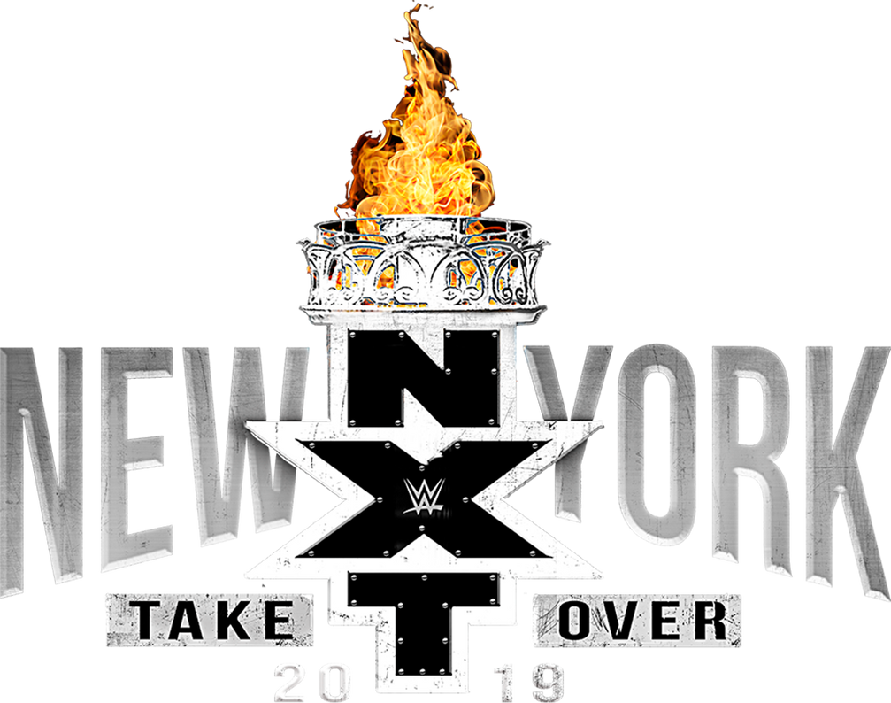 NXT Takeover New York (2019) Logo by DarkVoidPictures on