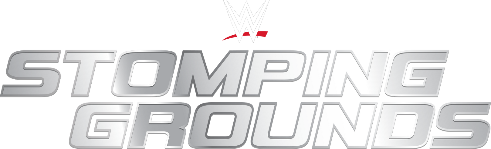 WWE Stomping Grounds (2019) Logo by DarkVoidPictures on