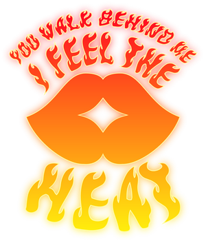 I Feel The Heat Logo by DarkVoidPictures