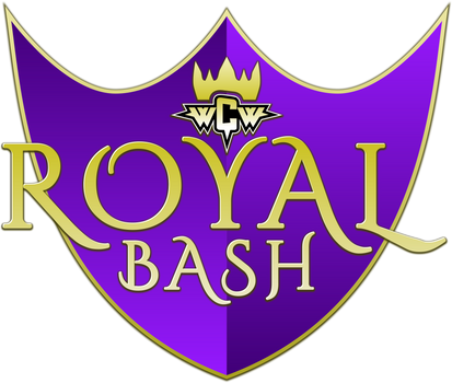 WCW Royal Bash (Modernized) Logo by DarkVoidPictures