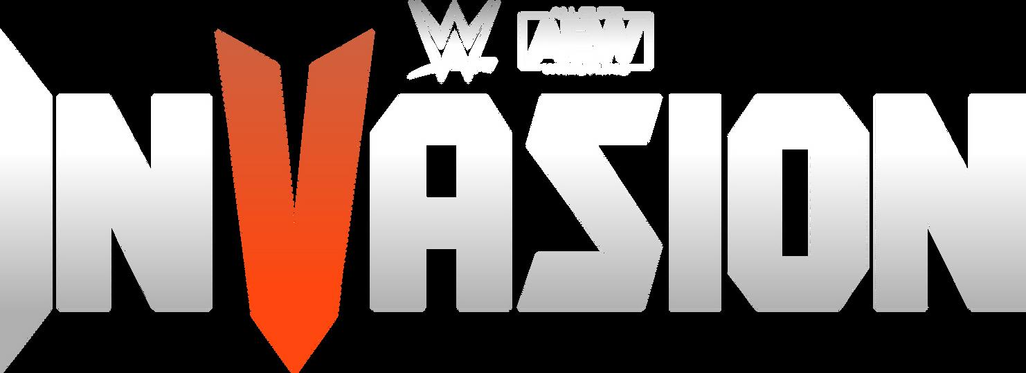 WWE AEW Invasion Logo by DarkVoidPictures on DeviantArt