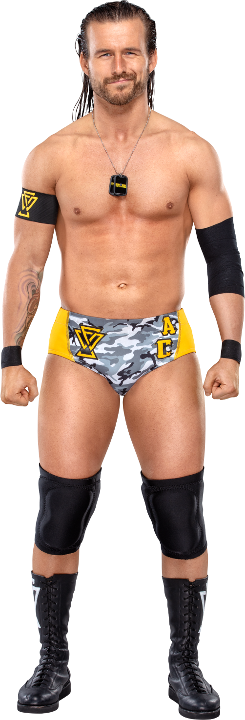 Adam Cole 2019 Profile Png By Darkvoidpictures On Deviantart
