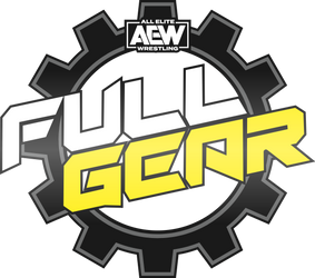 Image result for AEW FULL GEAR png
