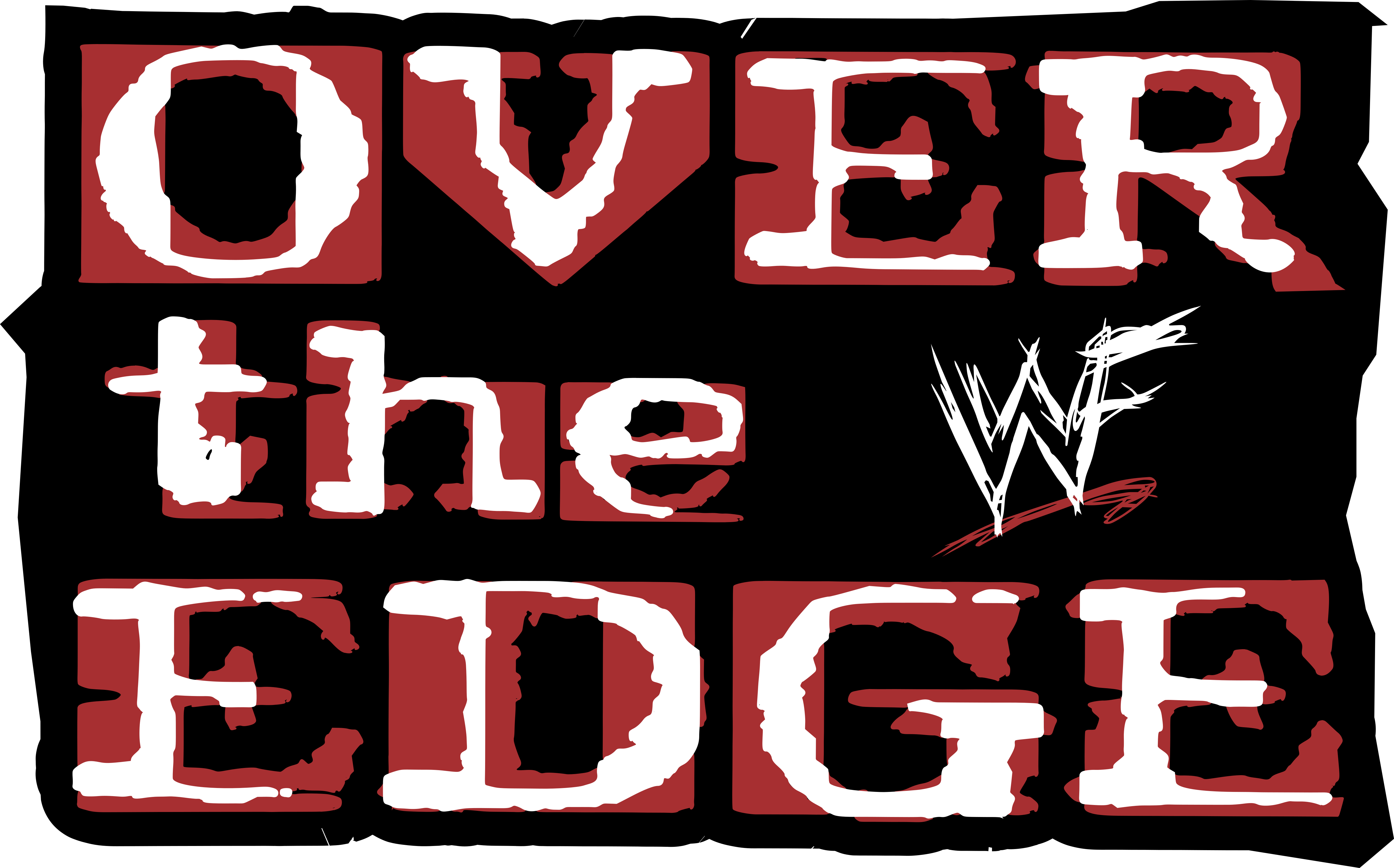 Wwf Over The Edge 1998 Logo By Darkvoidpictures On Deviantart