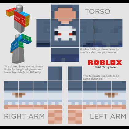 Roblox Shirt Pixelated Boy By Datsmyspecialty On Deviantart