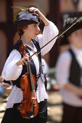Violinist by Daypass