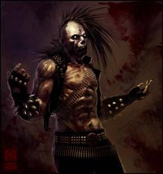 Thrash Til' Death - D by DaveRapoza