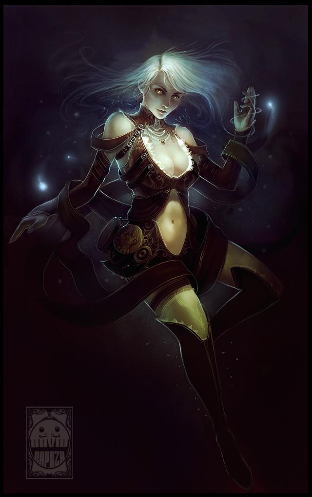 Pffffff, goddess maybe