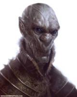 Royal Alien by DaveRapoza