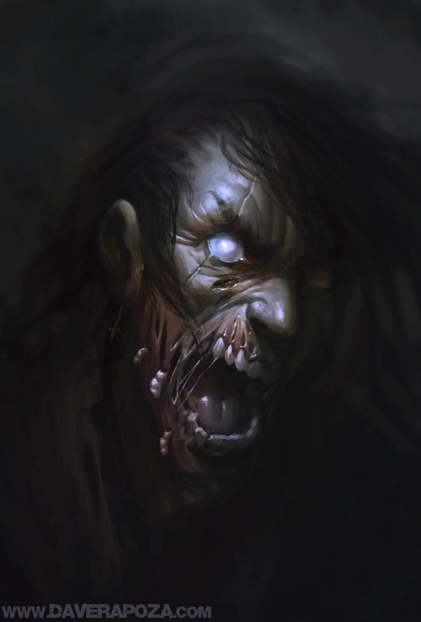 Thrash Zombie Video