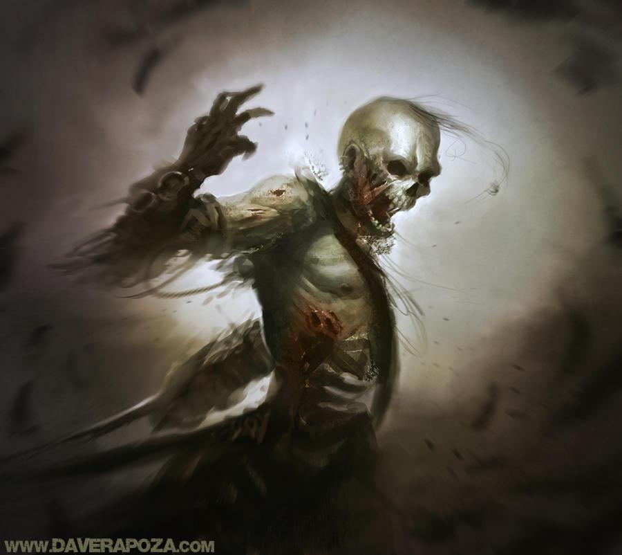 Skeleton by DaveRapoza