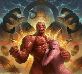 Super Meat Boy PC Cover by DaveRapoza