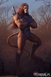 Lion O Concept by DaveRapoza
