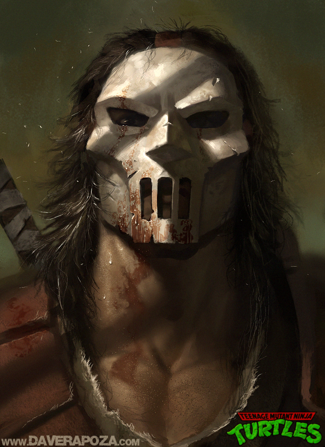Casey Jones of TMNT