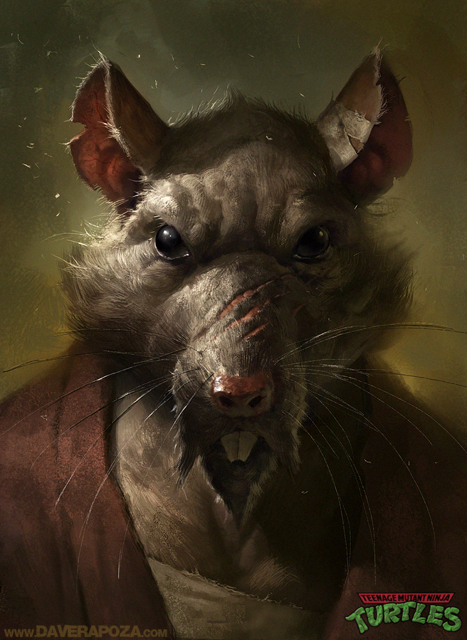 Splinter by DaveRapoza