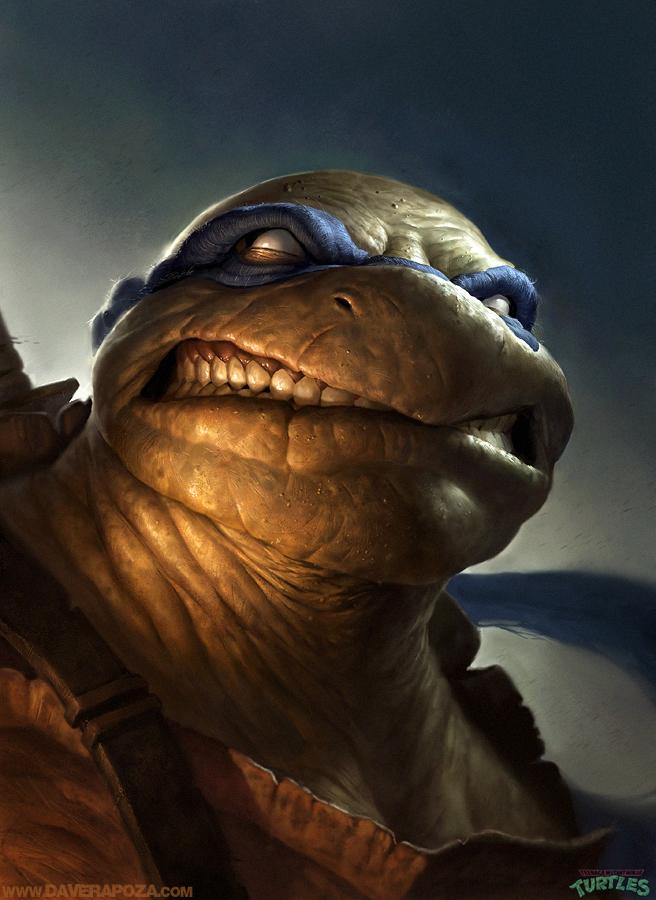 Leonardo of TMNT