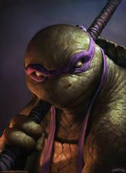 Donatello by DaveRapoza
