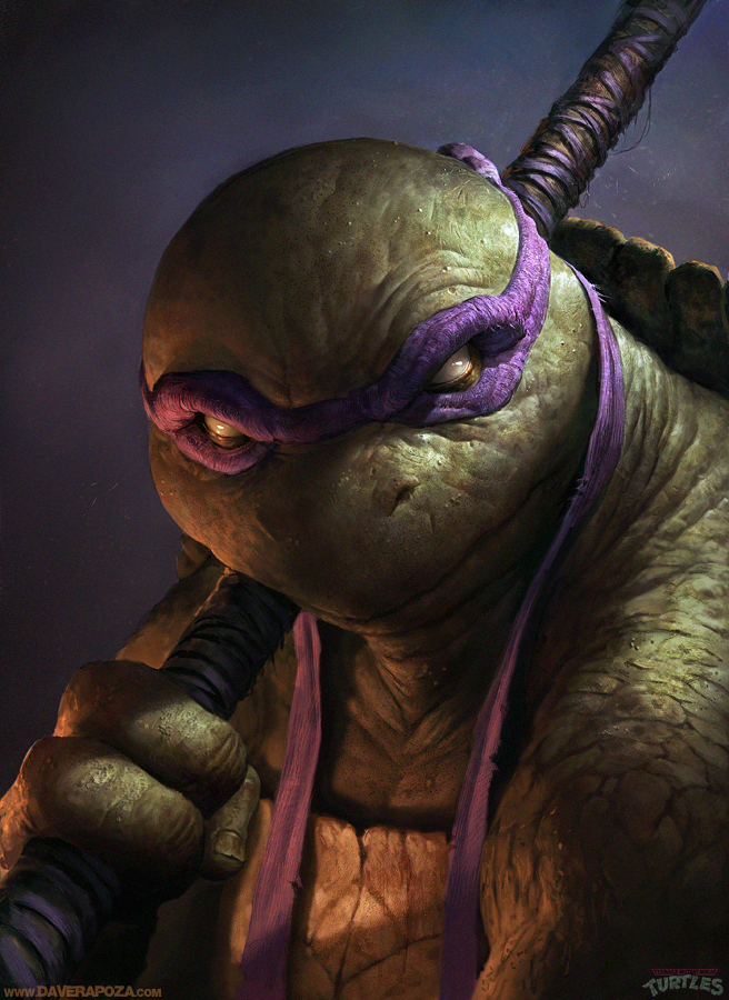 Donatello by DaveRapoza