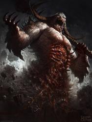 Legend of the Cryptids Demon dude ver 2