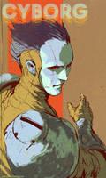 Cyborg by DaveRapoza