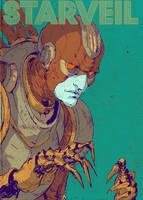 Robot by DaveRapoza