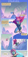 StarVeil - Nebula part 1 by DaveRapoza