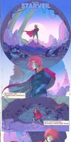Starveil - Nebula part 2 by DaveRapoza