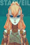 Aurora - StarVeil by DaveRapoza