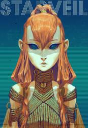 Aurora - StarVeil (rendered) by DaveRapoza