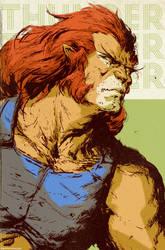 Lion-O by DaveRapoza