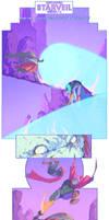 StarVeil - Nebula #6 (motion comic in description)