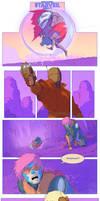StarVeil - Nebula #7 (motion comic in description) by DaveRapoza
